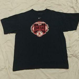 Nike Boston Red Sox MLB 2007 WS T-Shirt